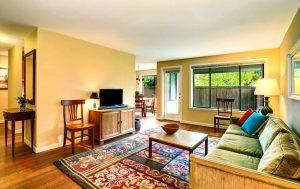 Living Room Inspection Portland Oregon